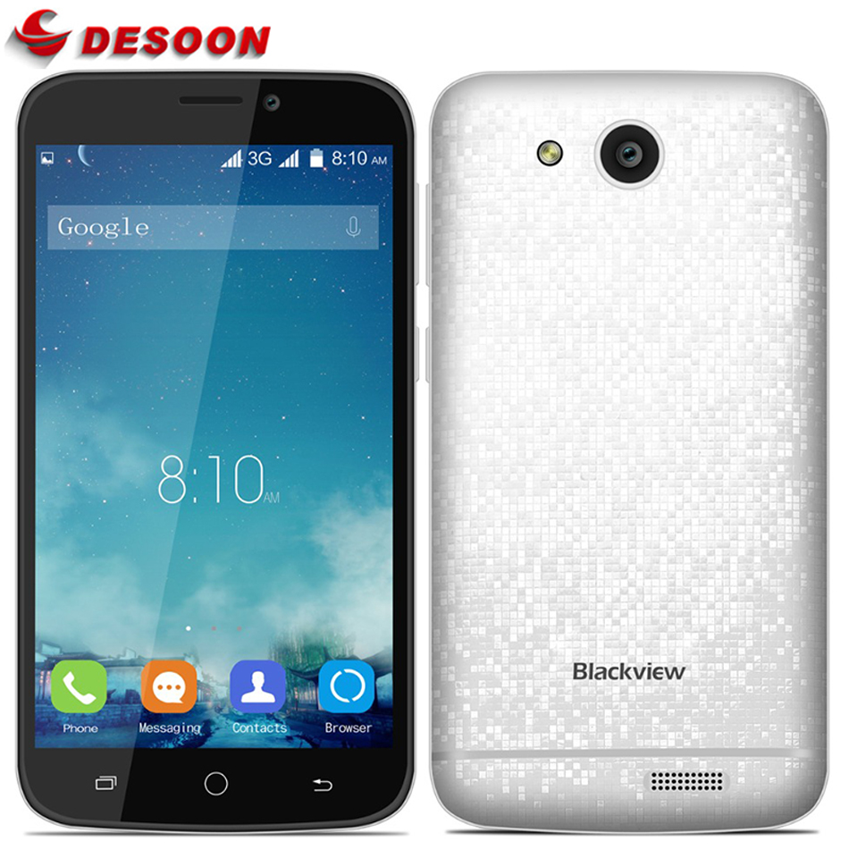 Blackview A5 MTK6580 4.5 inch 1.3 GHz 1 GB RAM 8 GB ROM Mobile Phone