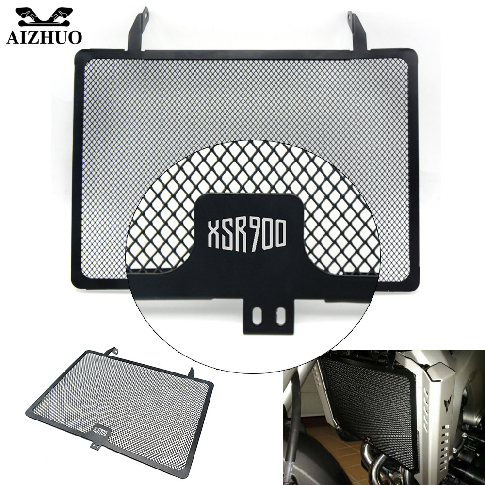 Motorcycle Accessories Protector Radiator Grille Guard Cover protector for Yamaha  XSR900 XSR 900 2016 2017 XSR 900 ABS 2016