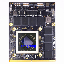 Для Apple iMac 27 A1312 HD6970 HD6970m HD 6970 6970M 1GB 109-C29657-10 109-C29647 216-0811000 видеокарта VRAM VGA GPU