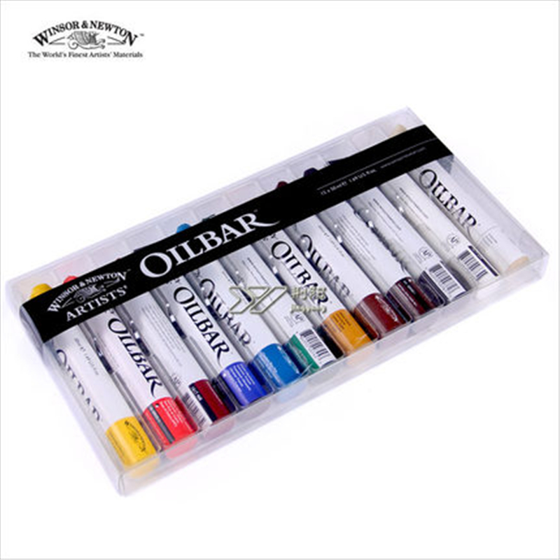 12 Colors/Set Oil Paints Solid Painting Art Supplies for Artist Children Drawing Oil Solid Colors