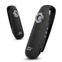Volemer Mini Camera IDV007 Full HD 1080P Mini DV Camera Dash Cam Wearable Body Bike H