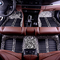 special Custom car floor mats for 100% fits Jac All Models Rein13 s5 faux s5 car accessorie auto styling foot mats