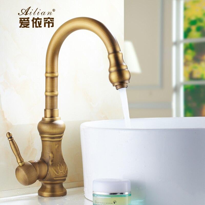 Online Kaufen Großhandel retro kitchen faucet aus China retro ...