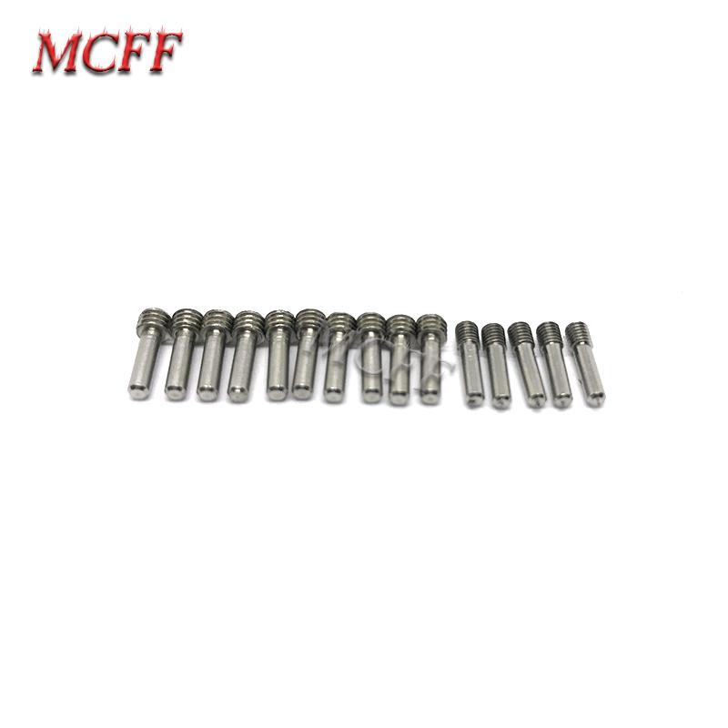 Image 3 - M3 M4 2.5mm*11.5mm Transmission Shaft Joint Axial Machine Screw Drive Shaft Joint for RC Car Boats Model Fasteners Accessories-in Parts & Accessories from Toys & Hobbies