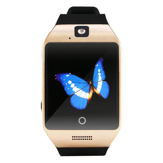 Venta caliente Reloj Inteligente Reloj Bluetooth GSM TF Tarjeta de la Cámara para Samsung Regalo de Febrero 16