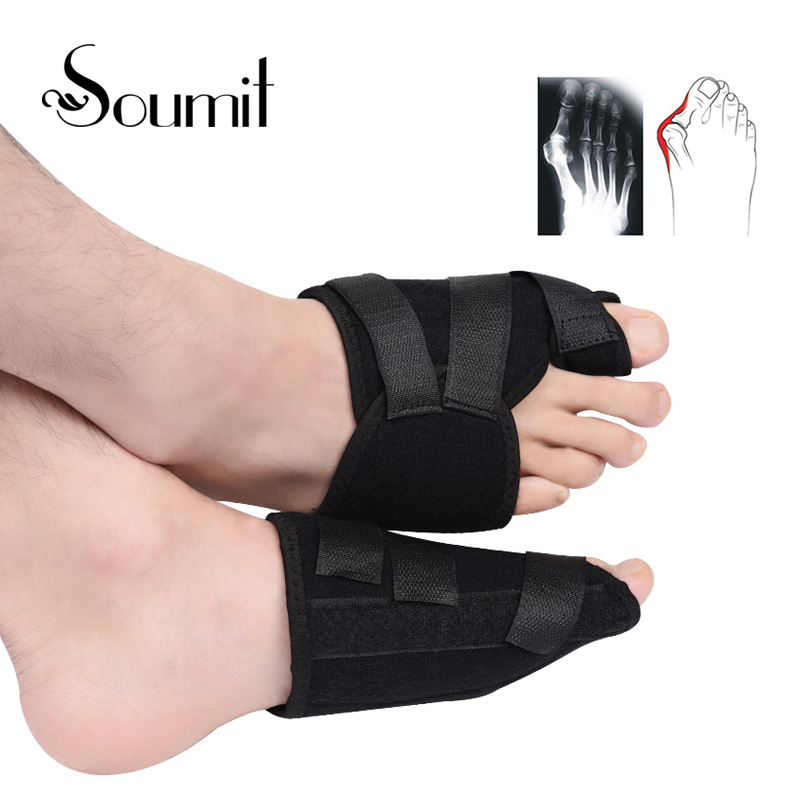 Soumit Big Toe Correction Coussinets au talon