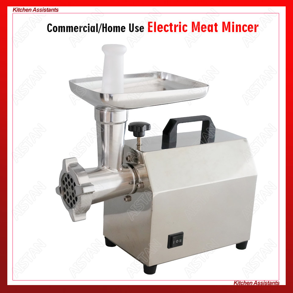 TC5/TC7 Electric meat mincer grinder machine for Commercial kitchen sausage stainless steel  with parts bladesTC5/TC7 Electric meat mincer grinder machine for Commercial kitchen sausage stainless steel  with parts blades