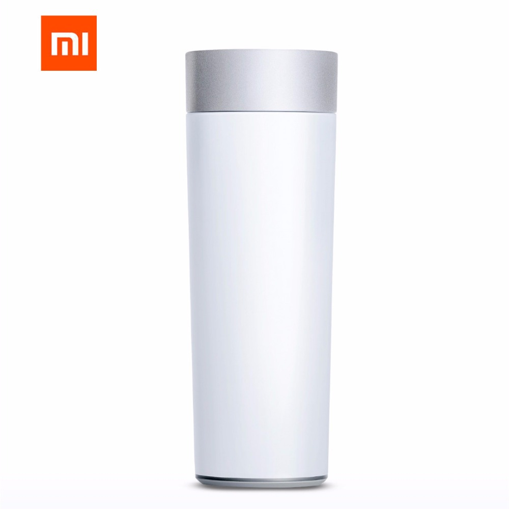 Original xiaomi 316 temperature sensor cup built-in temperature and gravity sensor  360ML with smart light For xiaomi smart home