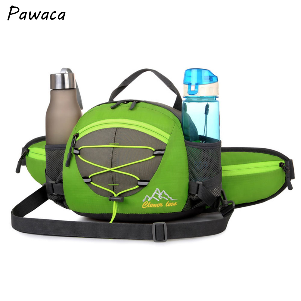 Multifunction Sports  Waist Pack 20L Large Capacity Shoulder Bag For Travel Camping Walking Phone Coin Purse Bag