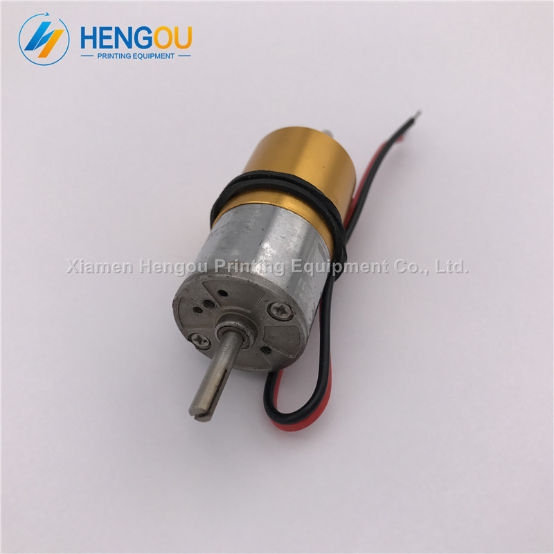 4 Pieces Free Shipping 00.780.1329 Hengoucn Machine GTO MO Speed Motor4 Pieces Free Shipping 00.780.1329 Hengoucn Machine GTO MO Speed Motor
