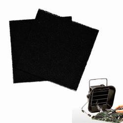 5 шт. высокой плотности активированный уголь пены черный фильтр припой Дымопоглотитель ОУР дымоуловитель 13 см для фильтрации воздуха