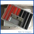 Julgamento Lens Set 266 pcs Caixa de Plástico Lente de Prova SL-266 Aro B Classe de Qualidade Caso De Alumínio
