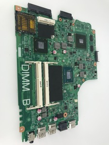 Image 1 - FOR DELL INSPIRON 2421 3421 5421 laptop motherboard CN 01FK62 GT730/2G I5 3337 mainboard 12204 1 DNE40 CR PWB:5J8Y4 REV:A00