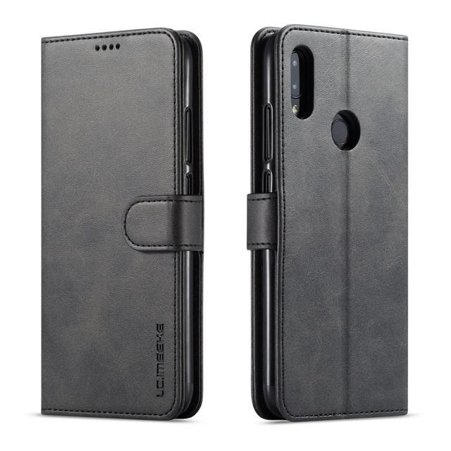 Leder Brieftasche Fall Für Xiaomi Redmi Hinweis 7 hinweis 7 pro Karte Halter Flip Fall Für Xiaomi Redmi Hinweis 7 abdeckung Coque Funda