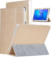 Silking PU Leather Cover Flip Folding Folio Case For Huawei MediaPad T3 10 AGS L09 AGS