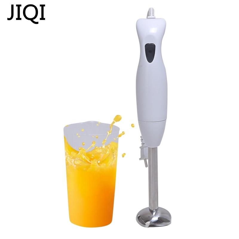JIQI Hot Sale 220V Multifunctional Household Electric Blender Egg Whisk Mixer Juicer Meat Grinder Food Processor glantop 2l smoothie blender fruit juice mixer juicer high performance pro commercial glthsg2029