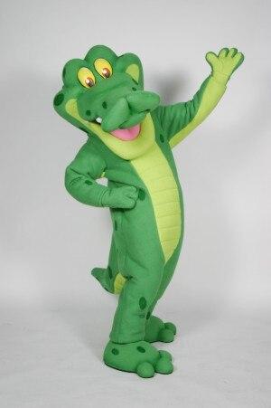 Di Halloween Costume Personalizzato Oisk Della Coccodrillo Mascotte ZUnPwR