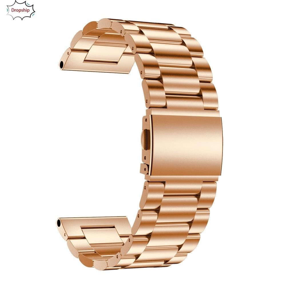 OTOKY Fashion New Watch Strap Stailess Steel Strap Watch Band For Garmin Fenix 5X GPS Watch Apl13 W20d30 new garmin special edition fenix 2 gps bundle watch