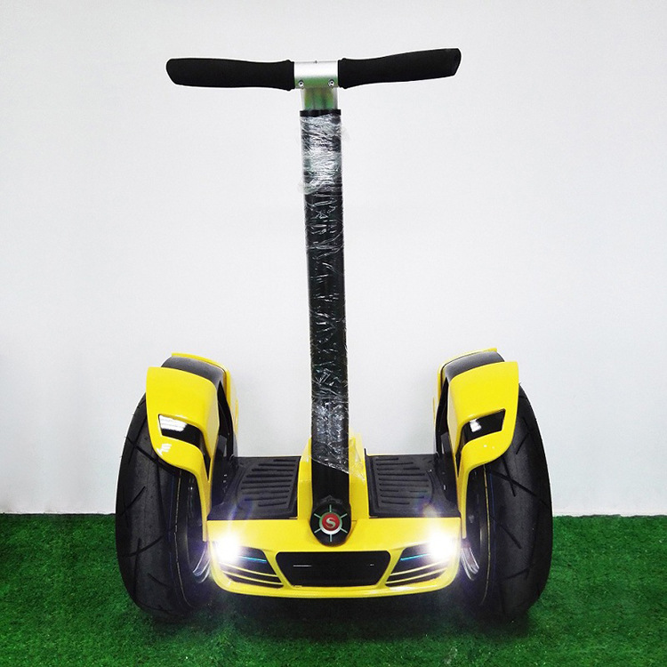 Big Wheel Scooter Hoverboard Wheel Electric Standing Scooter Gyra boat on Wheels