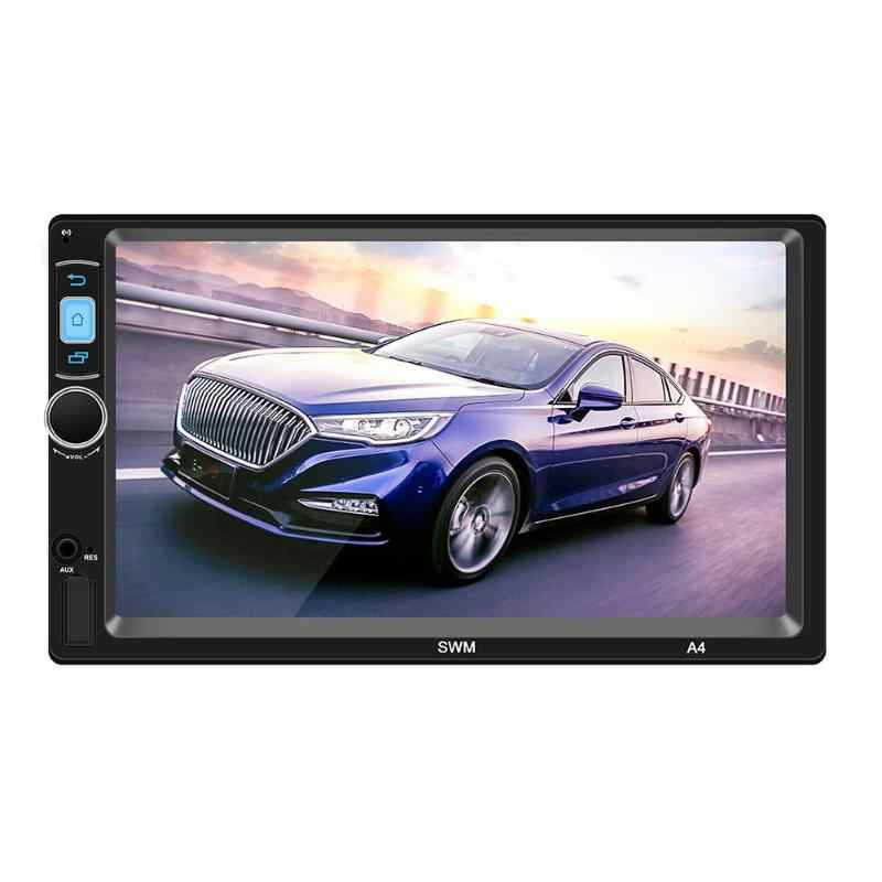 A4 7in 8.1 Mobil Stereo MP5 Player GPS Navi FM Radio Wifi Bt 1GB + 16GB