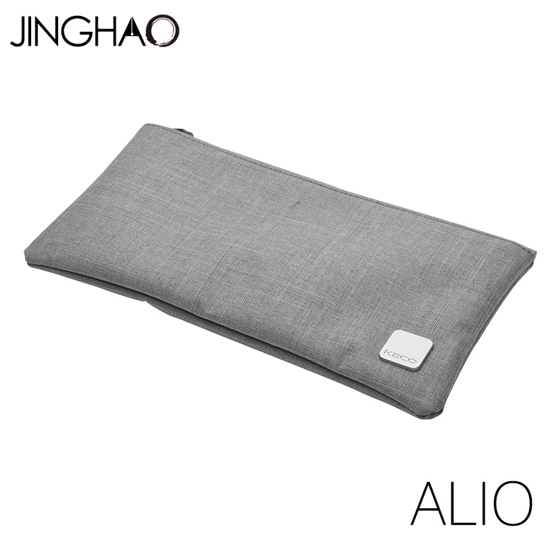 JINGHAO KACO ALIO Colorful Waterproof Canvas Multi-function Pencil Bag School & Office Supplies for girl or boy gift relay kaco ros 2504