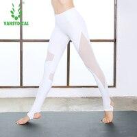 Kadınlar Yoga Pantolon Spor Yogi Kadın Spor Sıkı Örgü Yoga Tozluk Için Tozluk Anlama FBF-715 Çalışan Tayt erkekler Wo