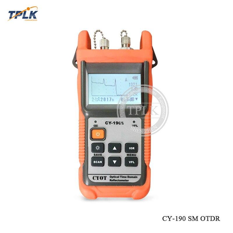AI-7C сварочный аппарат SM/MM автоматический FTTH для сварочного аппарата для оптоволоконной сварки - Цвет: CY-190S