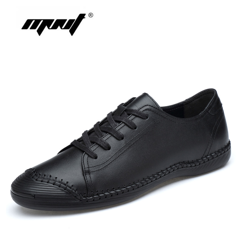 Handmade Men Casual Shoes Genuine Leather Shoes Sneakers New Fashion Design Outdoor Flats Shoes Men 2017 new handmade mens casual leather shoes british fashion genuine leather brogue shoes men flats high quality outdoor shoes 2a