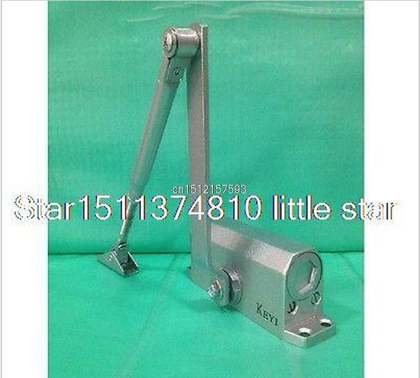 все цены на Automatic Hydraulic Arm Door Closer Stopper Mechanical Speed Control Up to 45KG онлайн