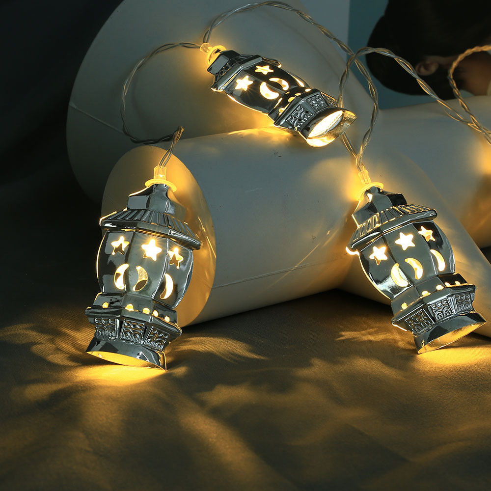 Lighthouse shape string lights wedding xmas party decor - Decorating with string lights indoors ...