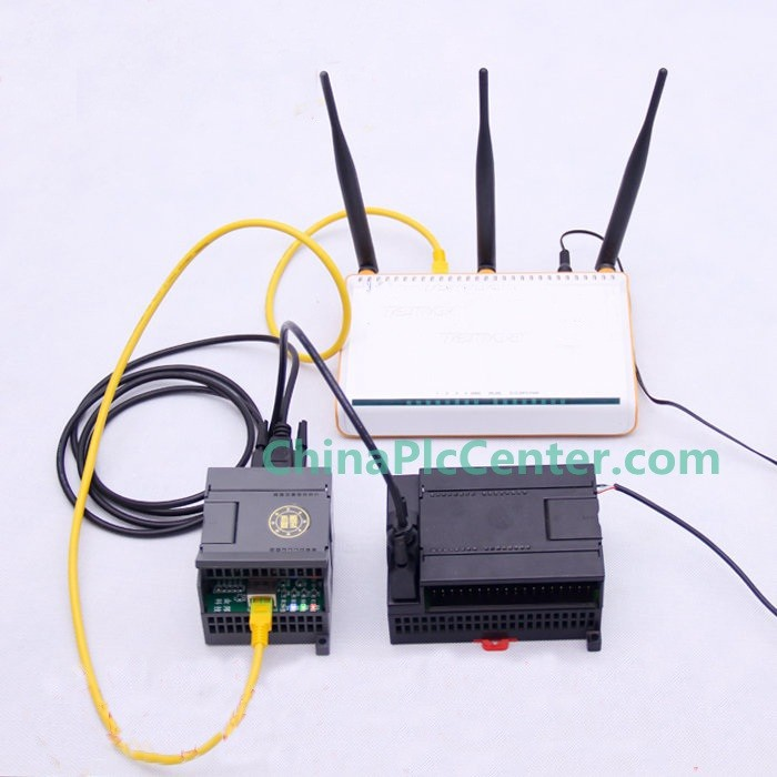 Isolated ETH-MPI MPI/DP Ethernet module communication adapter instead CP343 S7-300/400 PLC xgl efmt plc ethernet coaxial cable communication module