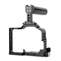 SmallRig GH4/GH3 Cage For Panasonic Lumix DMC GH4/DMC GH3 Camera Cage with Top Handle and HDMI Clamp Kit 1980