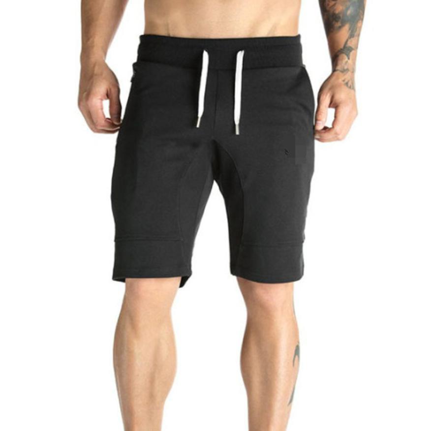 New 2018 Men Cargo Shorts Casual Loose Short Pants Summer Style Knee Length Plus Size Elastic Harem Colors Shorts Men