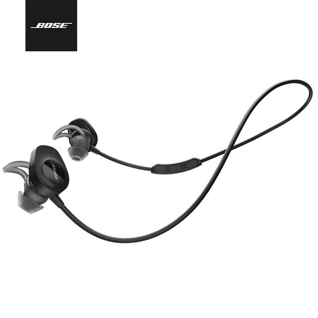 Bose Headphones SoundSport Wireless Bluetooth Headphones Sweatproof Sport Earphone Music Headset In-line Control with Mic