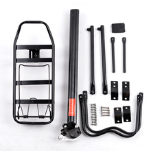 High Quality Bicycle Suitcase Cargo Back Frame Mountain Snow Bike Rear Bracket Assembly