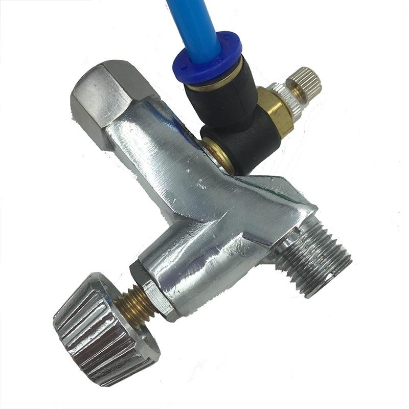 SAT1200 máquina de espuma en aerosol pistola de pintura automática - Herramientas eléctricas - foto 5