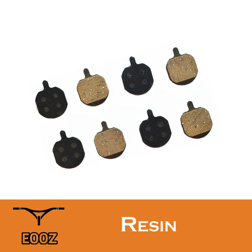 2 Pairs HAYES MX2 MX3 MX4 Semi Metal Resin Brake pads