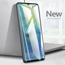 For Huawei P30 P20 Pro Mate 20 Lite Soft Hydrogel Film 10D Full Screen Protector Honor 8X 10 9 V20 Protective