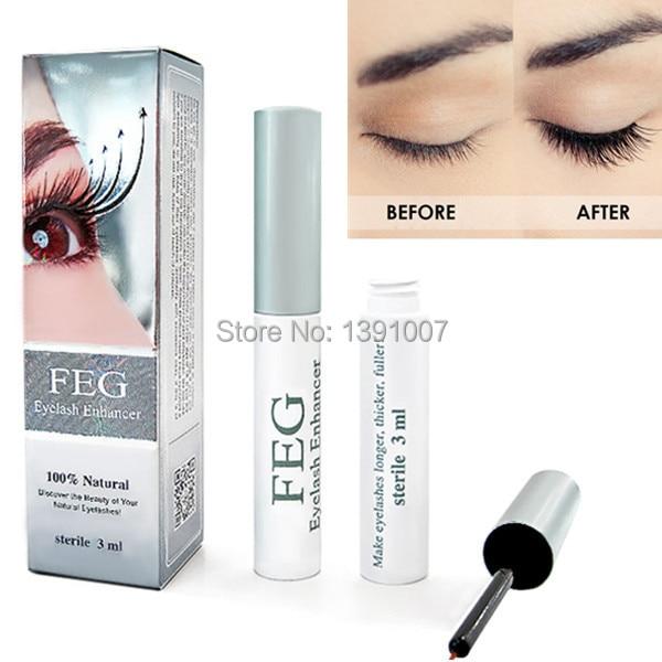 Eyelash enhancer serum 100 Original FEG eyelash growth treatment FEG eyelash enhancer eyelash liquid