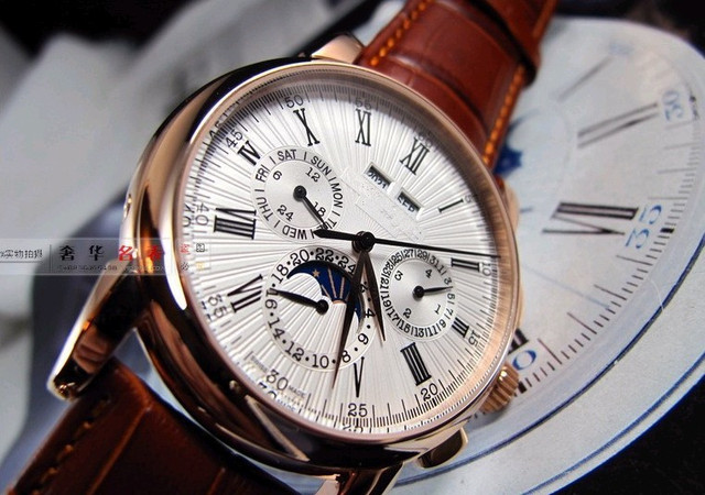 aliexpress com buy man self wind automatic watch 6 arrows man self wind automatic watch 6 arrows mechanical moonphase watches men leather pp luxury brand winding