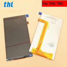 For THL T6C LCD Display+Tools  Digitizer Assembly Replacement Accessories For Phone T6 C  5.0