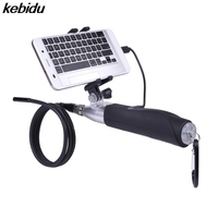 1pcs 2017 Hot 1 Meters Handheld Waterproof Android Endoscope With 7mm 8mm Lens 6LED USB Endoscope