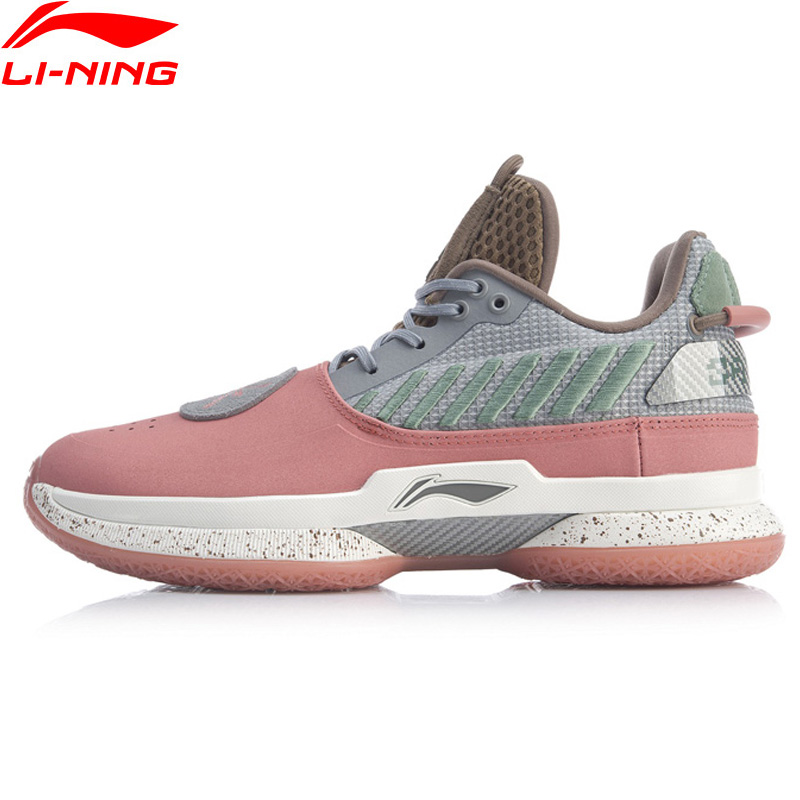 Li-Ning Men WOW 7 SATORI Wade Basketball Shoes wow7 CUSHION LiNing CLOUD wayofwade 7 Sport Shoes Sneakers ABAN079 XYL212