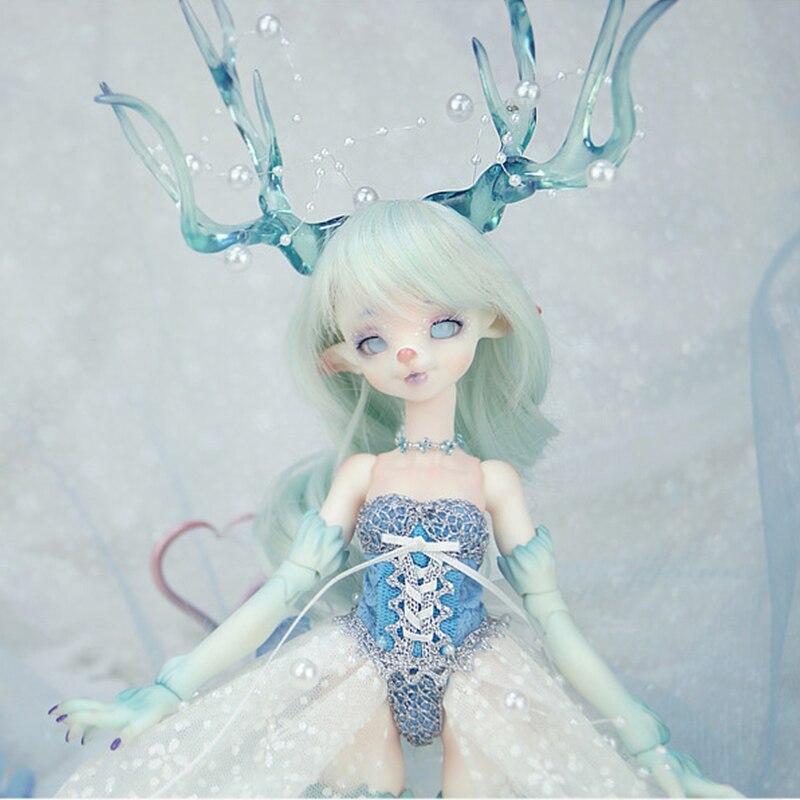 Poupées OUENEIFS Dollpamm Ice Arubi BJD SD 1/6 figurines en résine modèle de corps filles garçons magasin de jouets de haute qualité-in Poupées from Jeux et loisirs    1