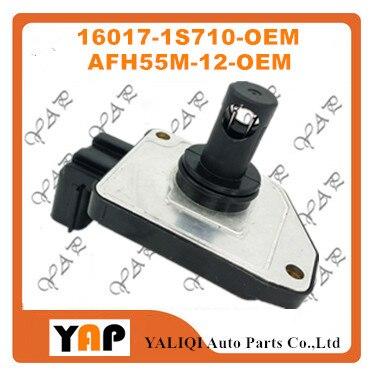 Nouveau capteur de débitmètre pour InfinitiNissan Frontier Xterra Pickup KA24DE 2.4L 16017-1S710 AFH55M-12 1997-2004