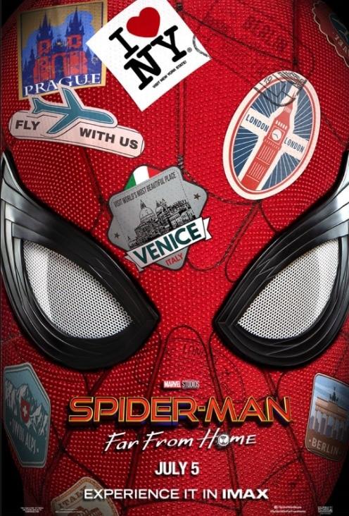 2019.[動作/科幻][蜘蛛俠:英雄遠征/Spider-Man: Far From Home]迅雷 百度云高清下載圖片 第1張