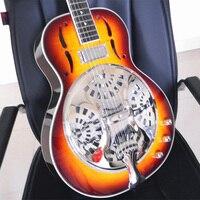 ДЖАЗ Блюз гитара Электрическая акустическая гитара guitarra олден Бренд резонатор гитара фолк гитары бесплатная доставка
