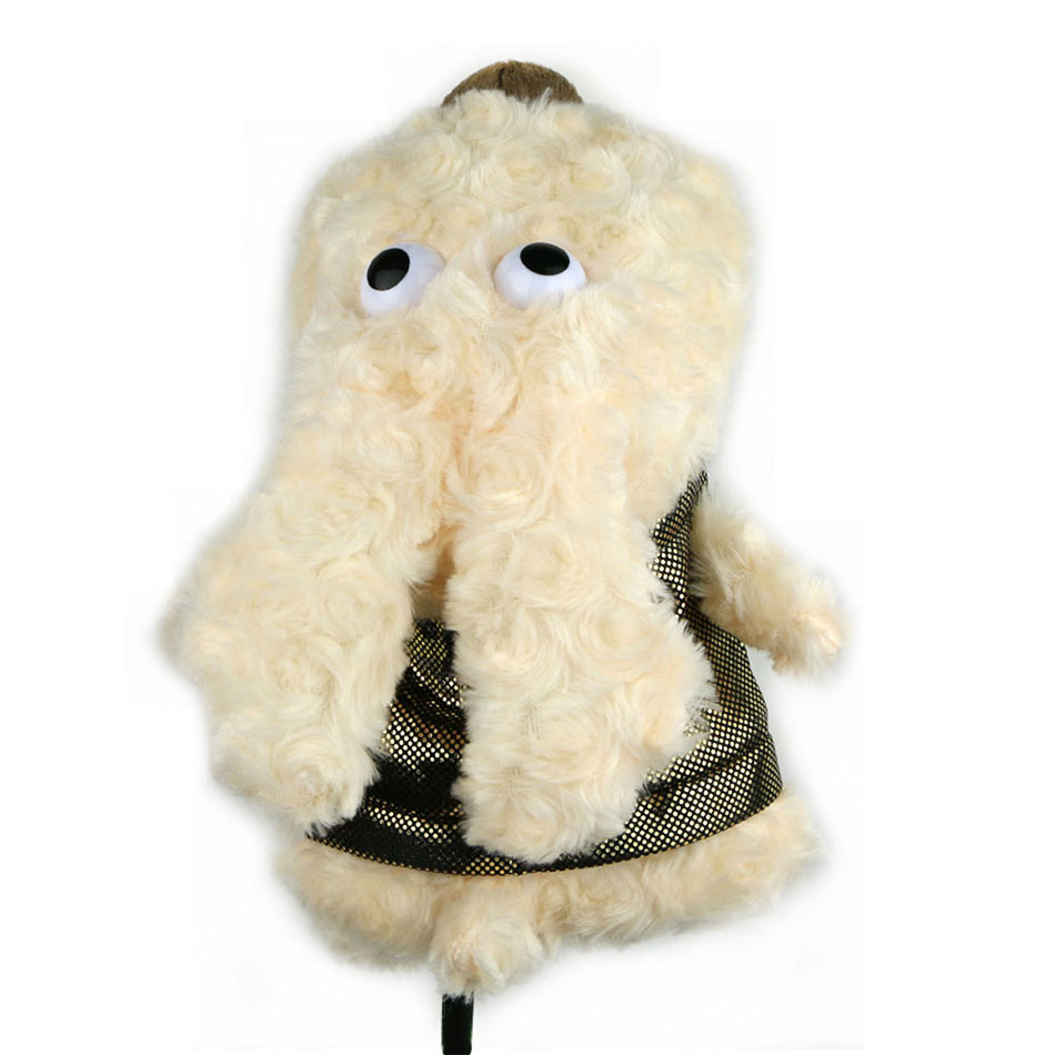 Golf Clubs Driver Headcover Animal Wood Protection Covers
