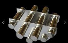 Новые Промышленные принадлежности Магнитного бар stick постоянный магнит железо магнит бар 16 х 300 мм размер 10000 Гаусс бесплатная доставка