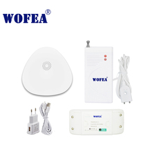 WOFEA akıllı V10 wifi su sensörler otomatik tahliye anahtarı